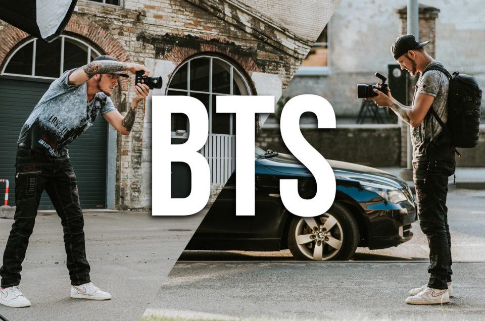 """Urban Dreams"" - BTS images"